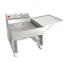 FR-40 ELECTRIC FRYER WITH 2 BASKET