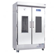 SM-48F PROOFER, 2 DOORS, 48 TRAYS