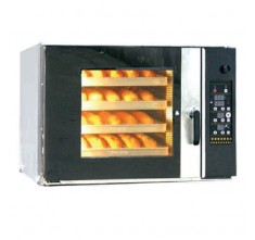 SM-704E ELECTRIC CONVECTION OVEN 4 TRAYS
