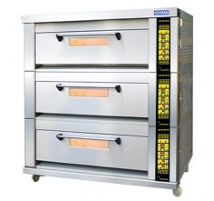 SM-803S GAS DECK OVEN