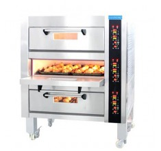 SM-523 ELECTRIC DECK OVEN 3 DECKS