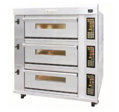 SJ-923 ELECTRIC DECK OVEN