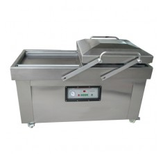 DZ-510/2SA/HVC-510S/2A DOUBLE CHAMBER VACUUM PACKAGING MACHINE