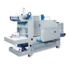 ME-070M SEMI-AUTOMATIC SHRINKING WRAPPING MACHINE