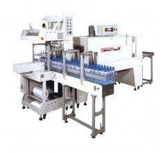 ST-6030AH AUTO SLEEVE SHRINKING MACHINE WITH POWERED CONVEYOR