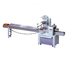ZW-300E HORIZONTAL WRAPPING MACHINE WITHOUT INFLATING OR GAS DEVICE