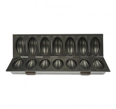 SN9013 ALUSTEEL 7 LINKS BOMB CAKE MOULD (NONSTICK)