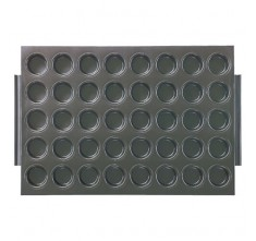 SN9082 NON-STICK ROUND CUP MOLD