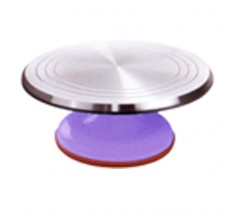 JC45135 AL.ALLOY DISPLAY STAND (LIGHT PURPLE)