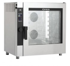ETG7W 7 PAN GAS INJECTION COMBI OVEN