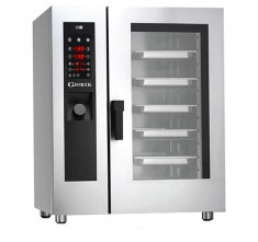 SEPG101W 10 PAN GAS INJECTION COMBI OVEN