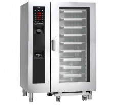 SEPG202W 20 PAN GAS INJECTION COMBI OVEN
