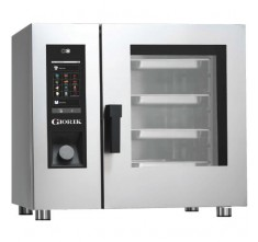 SETE061W 6 PAN ELECTRIC INJECTION COMBI OVEN