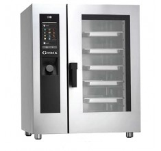 SEHE101W 10 PAN ELECTRIC BOILER COMBI OVEN