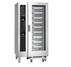 SETG201W 20 PAN GAS INJECTION COMBI OVEN