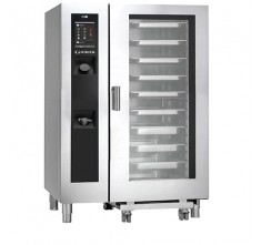 SEHG202W 20 PAN GAS BOILER COMBI OVEN