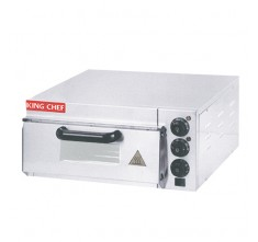 FY-EP-1 ELECTRIC PIZZA OVEN (1 DECK-STAINLESS)