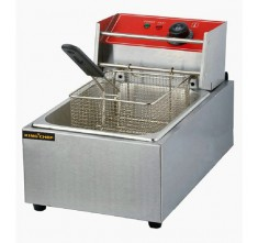 FY-81 ELECTRIC 1-TANK FRYER (1 BASKET - 6L)