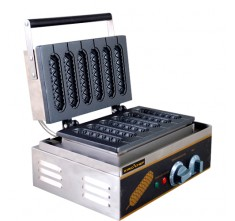 FY-119 ELECTRIC STICK WAFFLE MACHINE (6 PCS)