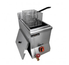 HY-77 GAS DEEP FRYER (1 TANKS 1 BASKETS) - 14L