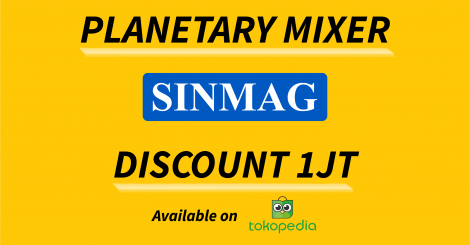 BIG SALE !!! DISCOUNT 1jt PLANETARY MIXER SM-101 & SM-201